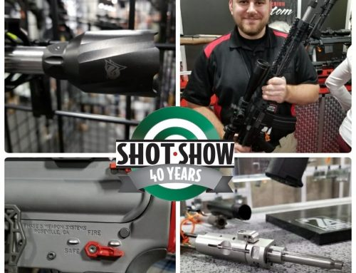 SHOT Show 2018 and the versatile AR Platform